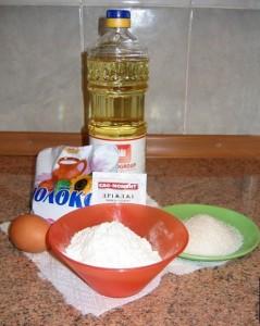 Продукты для приготовления дрожжевых блинов на молоке фото | Продукты для приготовления дрожжевых блинов на молоке