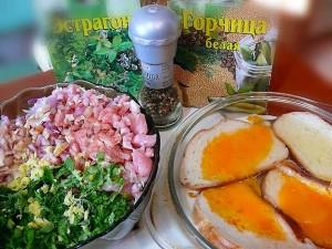Ингредиенты для приготовления мусаки с курятиной фото | Ингредиенты для приготовления мусаки с курятиной