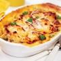 Мусака с сыром и мясом фото