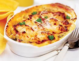Мусака с сыром и мясом фото | Мусака с сыром и мясом