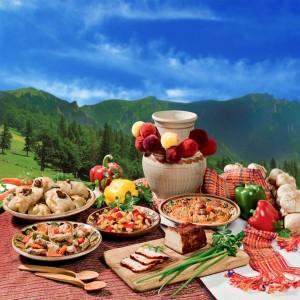 Богатство украинской кухни фото