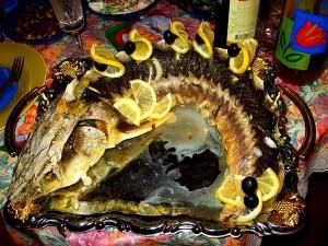 Царское блюдо фото