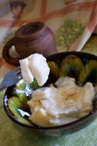 Традиционные галушки со сметаной фото   Традиционные галушки со сметаной
