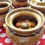 Жаркое в горшочках с грибами фото