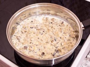 Готовим грибной соус фото | Готовим грибной соус