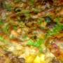 Кролик в сметанном соусе с грибами и картофелем фото